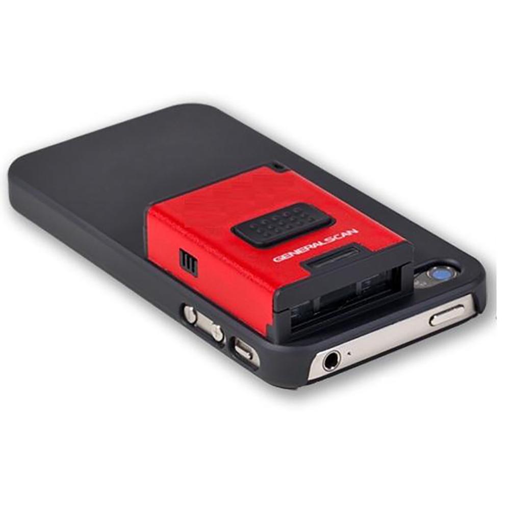 GS-M100BT 1D Laser Mini Bluetooth Barcode Scanner For